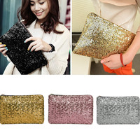 Dazzling Glitter Evening Party Bag