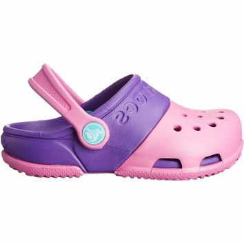 Crocs Electro II Party Pink Clog