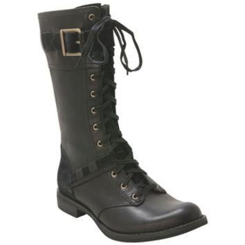 Timberland Savin Hill Mid Black Black Outdoor Boot