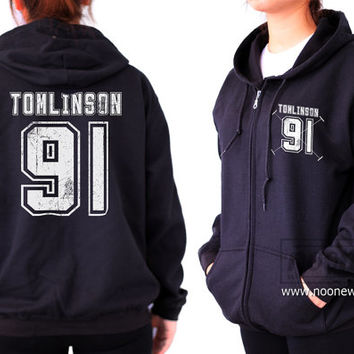 Tomlinson 91 Hoodie Sweatshirts Women Sweater Long Sleeve – Size S M L XL