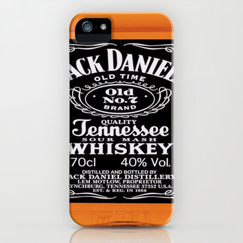 jack daniels iPhone & iPod Case by tepras