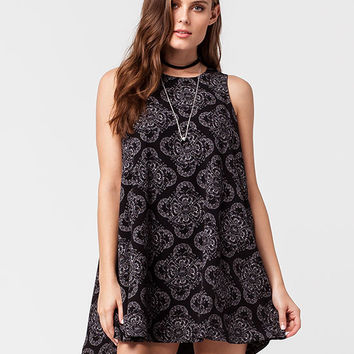 RVCA Reve Illusoire Dress | Short Dresses