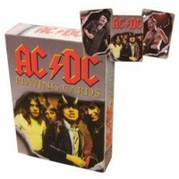 AC/DC, Playing Cards, Highway To Hell