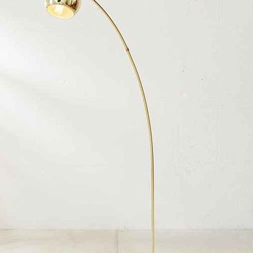 Gumball Arc Floor Lamp