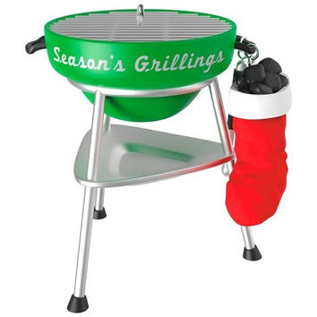 Season's Grillings Ornament