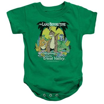 Land Before Time - Great Valley Infant Snapsuit