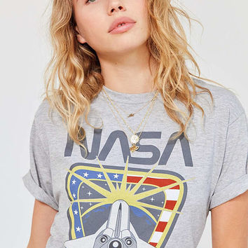 NASA Spaceship Tee | Urban Outfitters