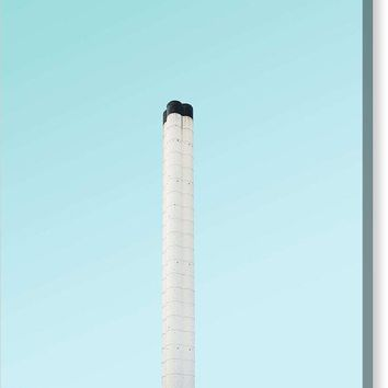 Urban Architecture - The Brunswick Centre, London, United Kingdom 2 - Canvas Print