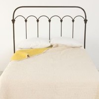 UrbanOutfitters.com > Wrought Iron Headboard Wall Decal