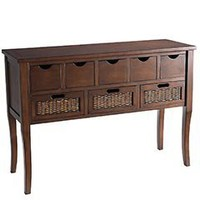 Pier 1 Imports - Pier 1 Imports > Catalog > Furniture > Pier1ToGo Product Details - Logan Storage/Console Table