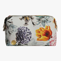 Mi-Pac Wash Bag - Bloom Multi White