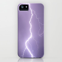 Lightning iPhone & iPod Case by JarodAustin Photography