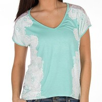Daytrip Pieced Top - Women's Shirts/Tops | Buckle