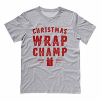 Christmas Wrap Champ T-Shirt