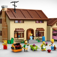Lego The Simpsons | Uncrate