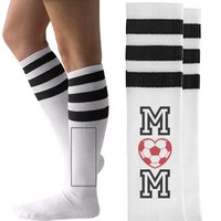 Cute Soccer Mom Socks: This Mom Means Business!