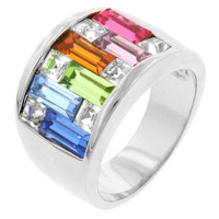 Candy Maze Ring, size : 08