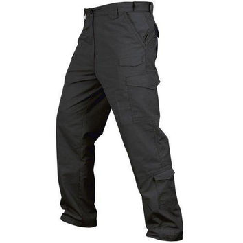 Tactical Pants Color- Black (38W X 34L)