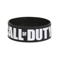 Call Of Duty: Ghosts Rubber Bracelet