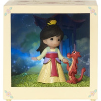 Precious Moments - Mulan LED Cube