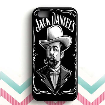 Jack Daniels the man iPhone 5 and  5s case