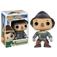 POP! Movies Wizard of Oz - Scarecrow Vinyl Figure
