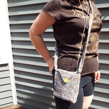 Cell Phone Bag, Small Purse, iPhone Purse, Cell Phone Pouch, Shoulder Purse, EpiPen Pouch, Small Diabetes Bag, Cell Phone Purse, Epi Pen Bag
