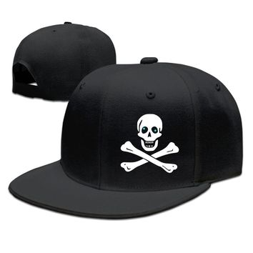 Killing Killers Smiling Face Skull Bone Funny Unisex Adult Womens Baseball Cap Mens Hip-hop Caps