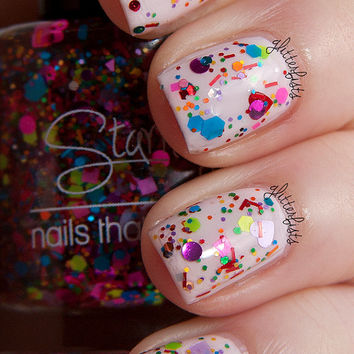 Candy Shop- Handmade Nail Polish Full Bottle