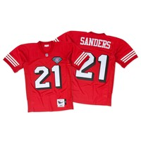 Mitchell & Ness Deion Sanders 1994 Authentic Jersey San Francisco 49ers