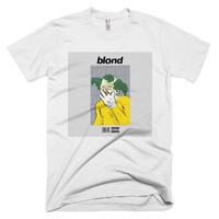 Frank Ocean Blonde Blond Simpson Krusty The Clown T Shirt - Case15