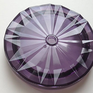 Starbucks Cold-to-Go Reusable Lid, Starburst Design --- Purple