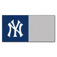 New York Yankees MLB Team Logo Carpet Tiles