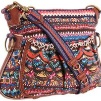 The Sak Artist Circle Crossbody