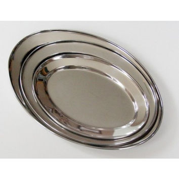 Libertyware Stainless Steel Oval Serving Set (3 Pieces)