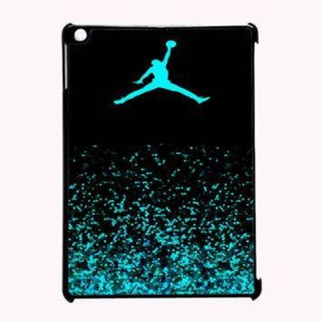 DCKL9 Mint Glitter michael jordan FOR IPAD 2/3/4 CASE *PS*