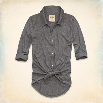 Arrow Point Shirt