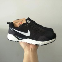 """Nike Zoom"" Men Sport Casual Fashion Flyknit Sneakers Running Shoes"