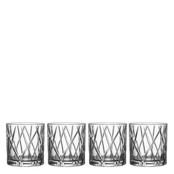 City DOF - Set of 4