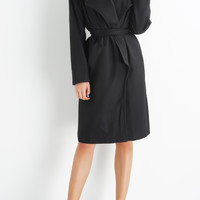 Olivia Trench Coat - Black