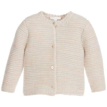 ONETOW Chloe Baby Girls Light Knitted Cardigan
