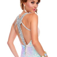 Precious Formals P9008 at Prom Dress Shop