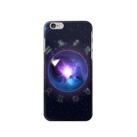 P7148 Zodiac Crystal Ball Phone Case For IPHONE 6