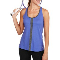 Avia Women's Active Fashion Texture Tank with Back Straps - Walmart.com