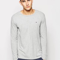 Tommy Hilifger Long Sleeve Top In Regular Fit at asos.com