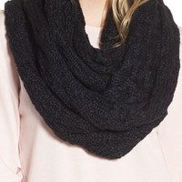 Treasure & Bond Solid Chunky Knit Infinity Scarf | Nordstrom