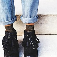 A. S. 98. Womens Bedford Fringe Boot