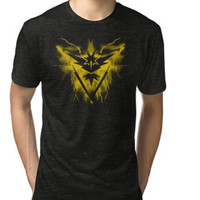 Team Instinct Pokemon T-Shirts & Hoodies by poppyshirt