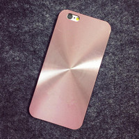 Trendy Pink Laser Case Cover for iphone 5s 6 6s Plus 7 Best Gift