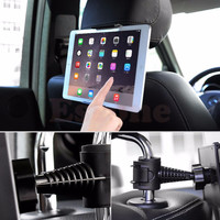 360 Degree Car Back Seat Headrest Mount Holder for iPad mini/1/2/3/4/Air Galaxy Tablet
